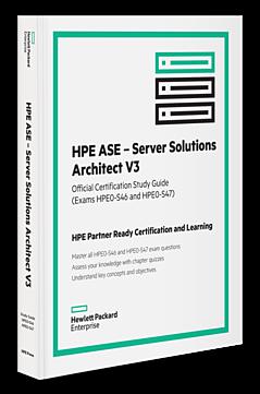hpe press hpe ase server solutions architect v3