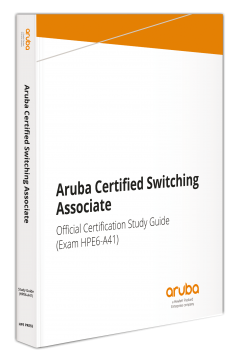 HPE Press | Aruba Certified Switching Associate: Official