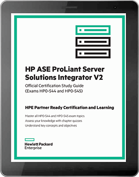 hpe press hp ase proliant server solutions integrator v2